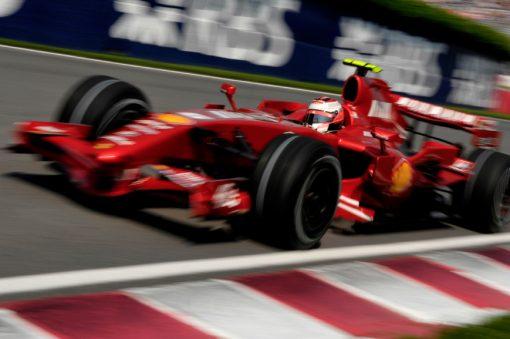 Kimi Raikkonen Ferrari Canada