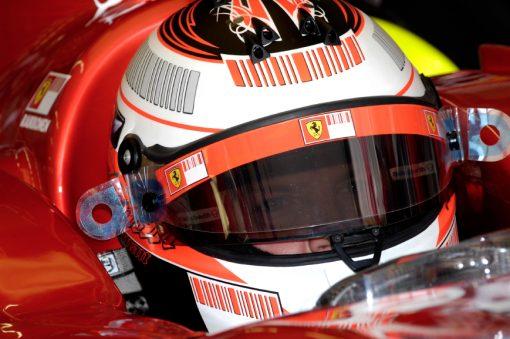 Kimi Raikkonen Ferrari Turkije