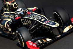 Kimi Raikkonen Lotus Italie