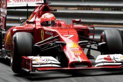 Kimi Raikkonen Monaco