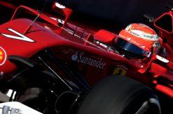 Kimi Raikkonen Ferrari Amerika