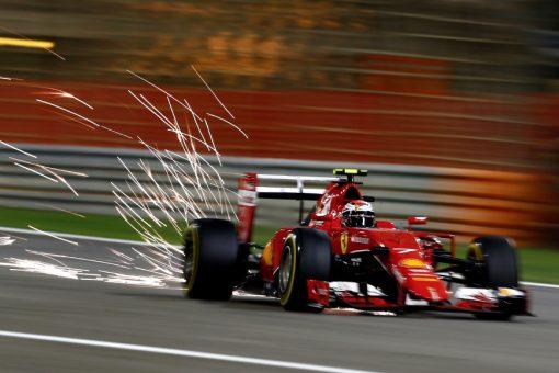 Kimi Raikkonen - Ferrari 2015