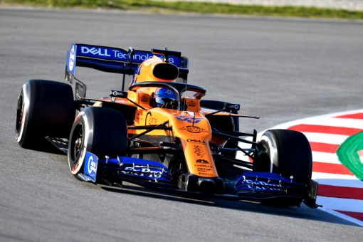 Carlos Sainz, McLaren, F1 Test Circuit de Catalunya 2019