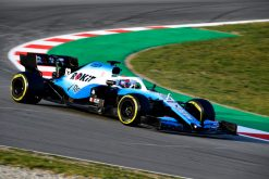 George Russell, Williams, F1 Test Circuit de Catalunya 2019