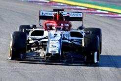 Kimi Raikkonen, Alfa Romeo,, F1 Test Circuit de Catalunya 2019