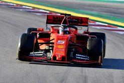 Sebastian Vettel, Ferrari,, F1 Test Circuit de Catalunya 2019