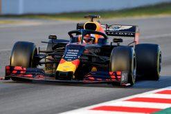 Max Verstappen, Red Bull Racing, F1 Test Circuit de Catalunya 2019