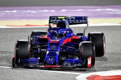 Alex Albon GP Bahrein 2019