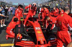 Charles Leclerc, Ferrari GP Australie, Formule 1 Seizoen 2019