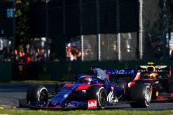 Daniil Kvyat, Toro Rosso GP Australie, Formule 1 Seizoen 2019