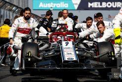 Kimi Raikkonen, Alfa Romeo GP Australie, Formule 1 Seizoen 2019