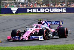 Lance Stroll, Racing Point tijdens de GP van Australie F1 Seizoen 2019