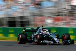 Lewis Hamilton, Mercedes GP Australie, Formule 1 Seizoen 2019