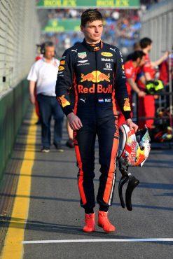 Max Verstappen, Red Bull Racing tijdens de GP van Australie F1 Seizoen 2019