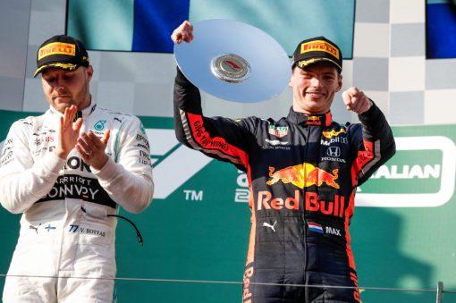 Max Verstappen, Red Bull racing GP Australie, Formule 1 Seizoen 2019