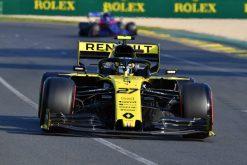 Nico Hulkenberg, Renault tijdens de GP van Australie F1 Seizoen 2019