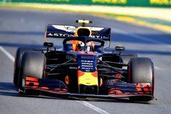 Pierre Gasly, Red Bull Racing tijdens de GP van Australie F1 Seizoen 2019