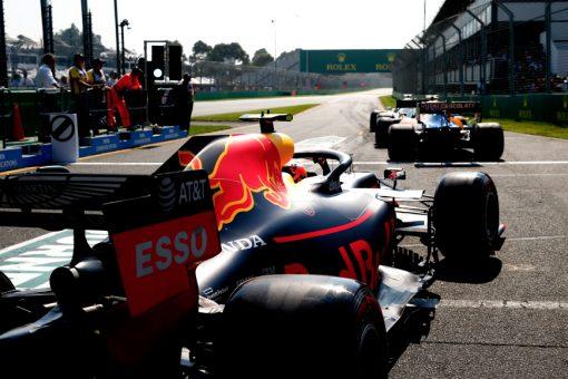 Pierre Gasly, Red Bull racing GP Australie, Formule 1 Seizoen 2019
