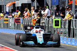 Robert Kubica, Williams tijdens de GP van Australie F1 Seizoen 2019