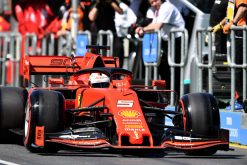 Sebastian Vettel, Ferrari tijdens de GP van Australie F1 Seizoen 2019