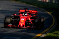 Sebastian Vettel, Ferrari GP Australie, Formule 1 Seizoen 2019