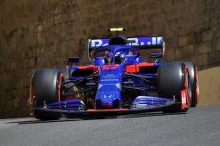 Alex Albon GP Baku 2019