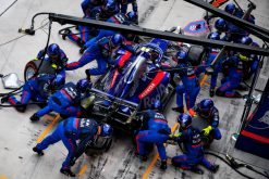 Alex Albon Pitstop GP China 2019