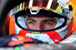 Max Verstappen helm GP Azerbeidzjan, Baku