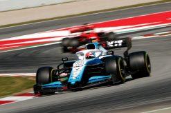 George Russell GP Spanje 2019