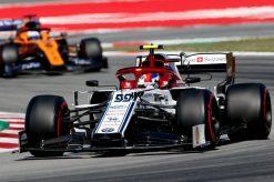 Antonio Giovinazzi GP Spanje 2019