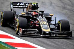 Kevin Magnussen GP Spanje 2019