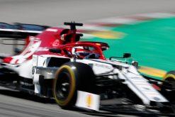 Kimi Raikkonen GP Spanje 2019