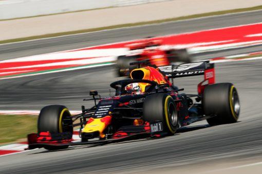 Max Verstappen - GP Spanje 2019