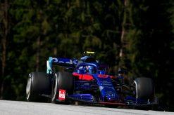 Alex Albon Toro Rosso 2019