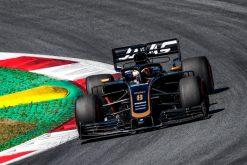 Romain Grosjean GP Oostenrijk 2019