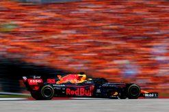 Max Verstappen in actie met Oranje in Oostenrijk 2019