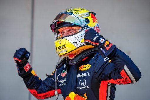 Max Verstappen winnaar GP Oostenrijk 2019