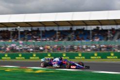 Daniil Kvyat Sfeer Foto – GP Engeland 2019