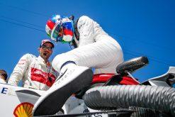 Antonio Giovinazzi Alfa Romeo in Oostenrijk Red Bull Ring 2019