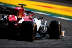 Kimi Raikkonen sfeer foto GP Duitsland
