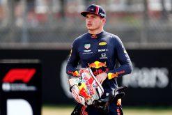 Max Verstappen Winnaar Foto - GP Duitsland 2019