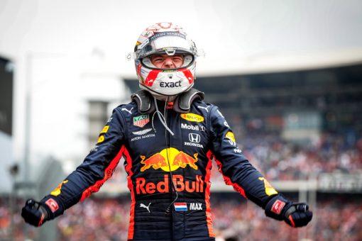 Max Verstappen Winnaar - GP Duitsland 2019