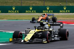 Nico Hulkenberg race Foto GP Engeland 2019