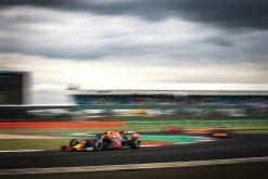 Perre Gasly Sfeer Foto GP Engeland 2019