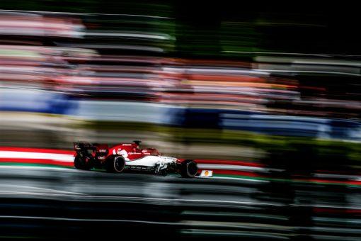 Kimi Raikkonen Sfeer Foto GP Oostenrijk 2019