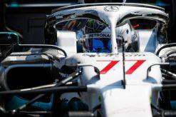 Valtteri Bottas foto tijdens de GP van Duitsland