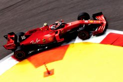 Charles Leclerc F1 Rusland 2019