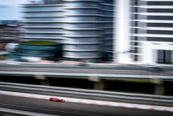 Leclerc F1 Sfeer Rusland 2019
