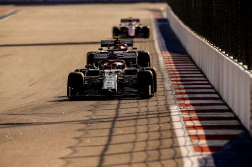 Raikkonen F1 Rusland 2019