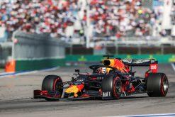 Verstappen GP Rusland 2019